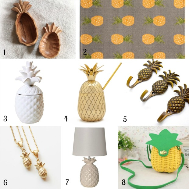 pineapplecollage